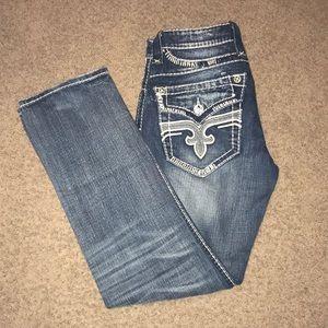 Men's Rock Revival Joseph T Jeans size 30